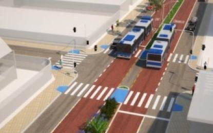 Projeto do sistema de ônibus rápido de JP custará R$ 188 mi e será apresentado nesta sexta