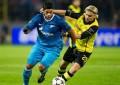 Hulk marca e dá show em partida pela Champions League
