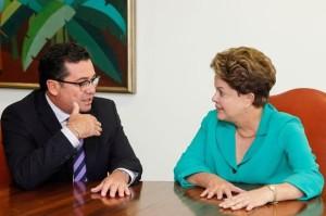 Dilma e Vital