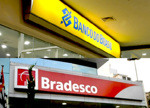 Banco do Brasil e Bradesco