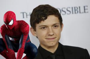 Marvel confirma Tom Holland, o novo Homem-Aranha
