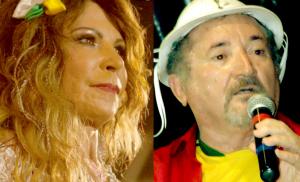 Elba Ramalho e Jota Sobrinho montagem