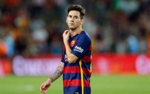 pai de Messi