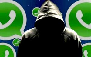 WhatsApp conta clonada