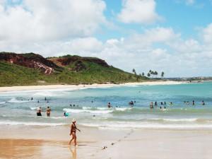 praias do litoral paraibano