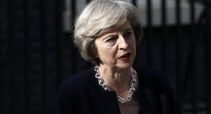 Theresa May acusa Putin