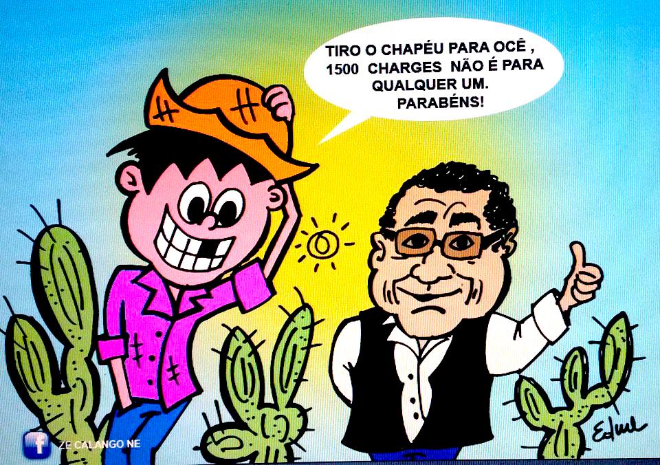 Ze Calango homenagem a Regis Soares