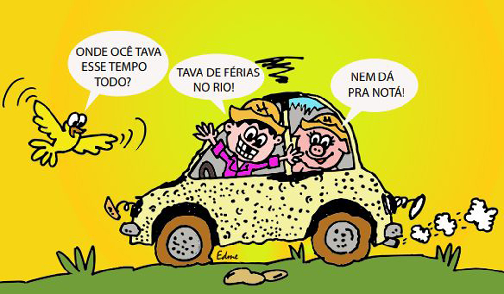 Charge do popo