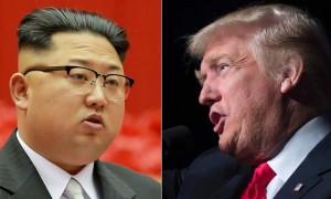 Trump aceita se reunir com Kim Jong-un