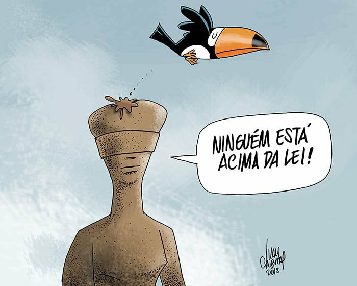 charge historica