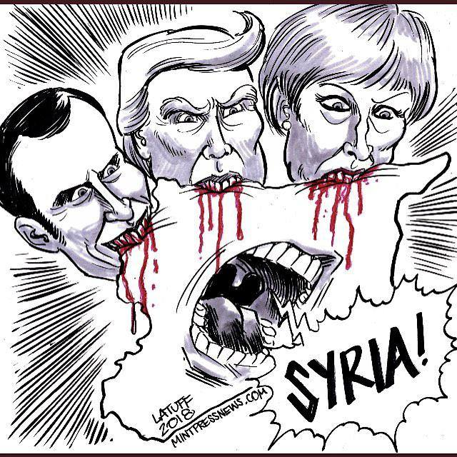 charge siria