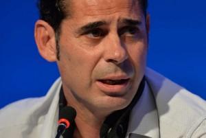 Espanha anuncia Fernando Hierr