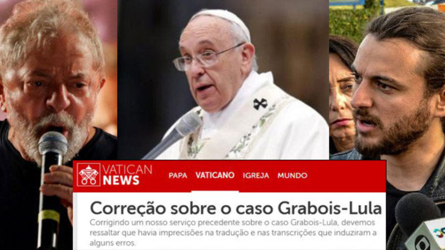 O recuo do Vaticano e o 'combate a fake news'