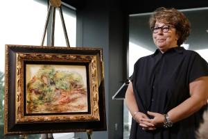 Looted Renoir