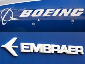 Boeing e Embraer