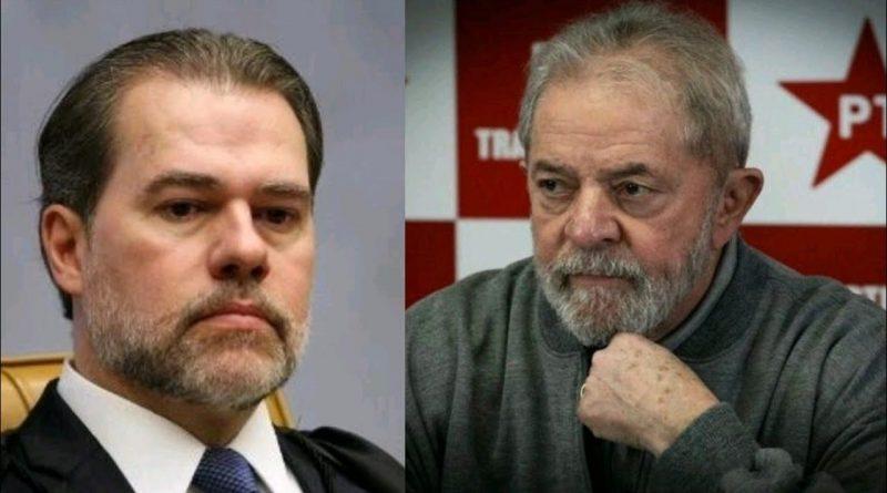 Toffoli libera Lula