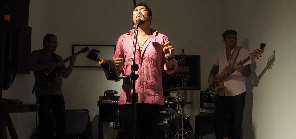 Yuri Carvalho e banda