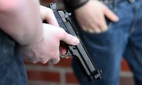 posse de armas