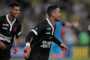 Vasco derrota o Resende