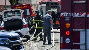 Dois dos sete feridos em atentado em Suzano