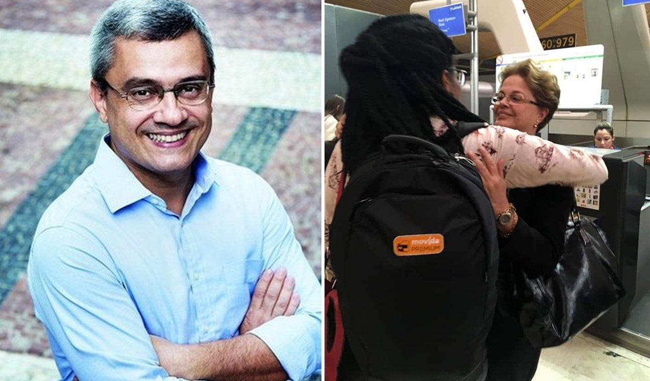 autor de ataque a Dilma em Madri