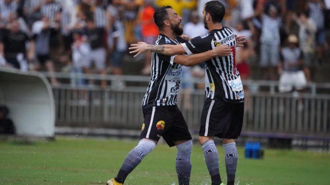 Botafogo-PB bate o Campinense mais uma v