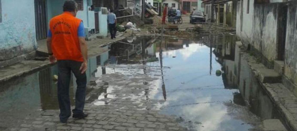 Photo of Defesa Civil e Semob mantêm plantão para reduzir transtornos provocados pelas chuvas