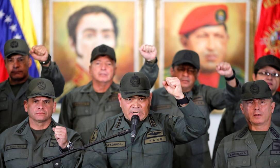 Ministro da Defesa da Venezuela