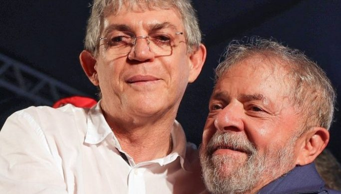 Ricardo visita ex-presidente Lula