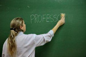 vagas para professores
