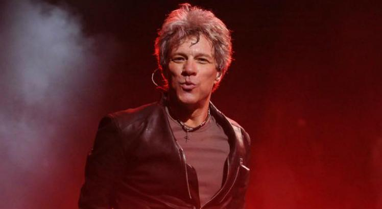 Bon Jovi confirma show no Recife