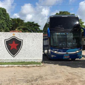 Botafogo-PB embarca a Fortaleza