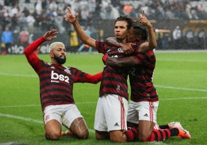 CORINTHIANS-FLAMENGO-COPA DO BRASIL 2019