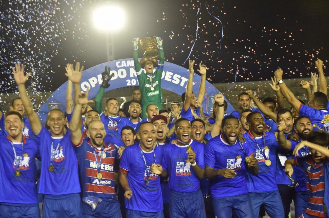 Photo of Fortaleza vence o Botafogo-PB e conquista o título da Copa do Nordeste