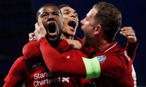 Liverpool goleia Barcelona