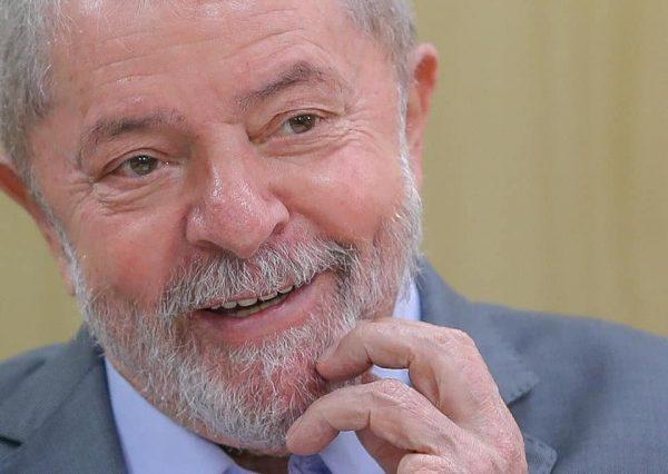 Lula entrevistado