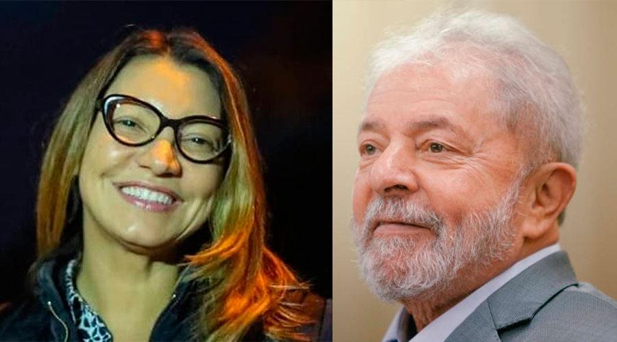 Namorada de Lula