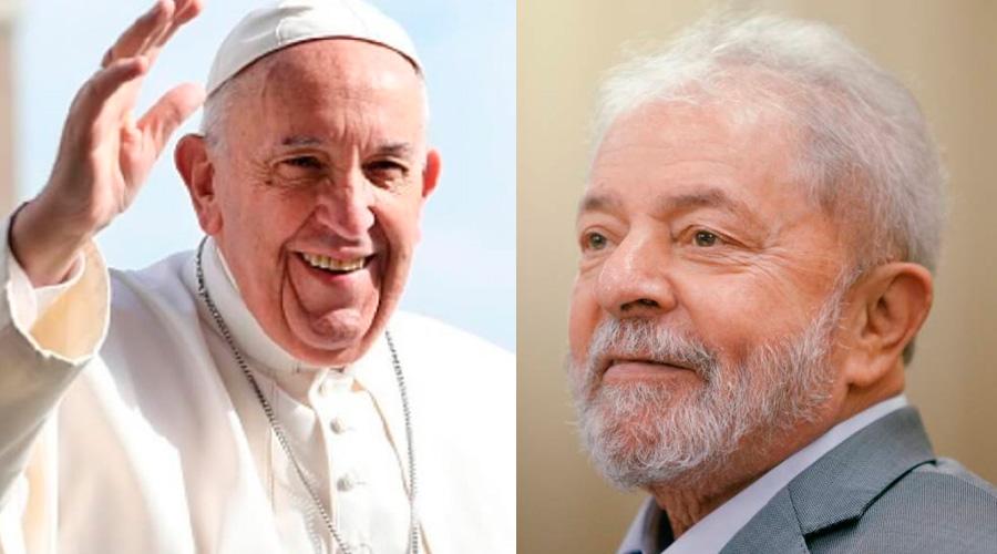 Photo of Papa Francisco envia carta a Lula e pede para ele 'não desanimar e confiar mais em Deus'