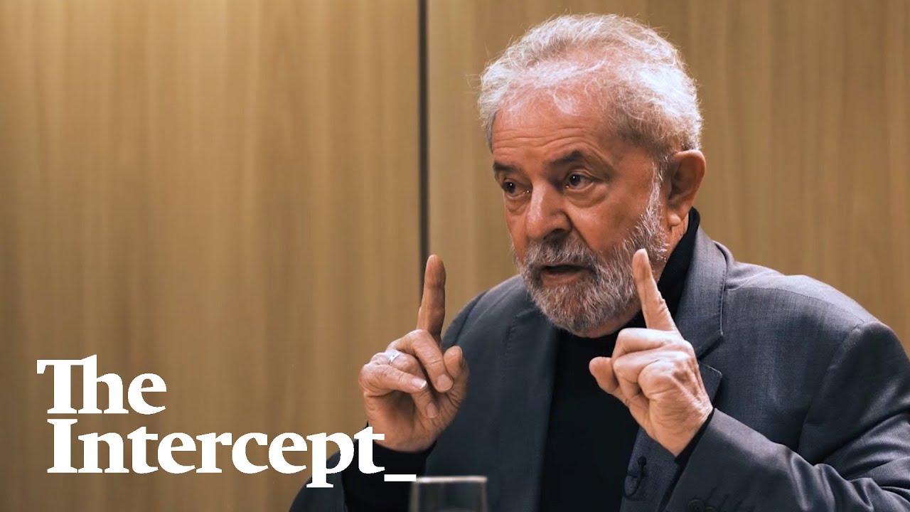 Photo of Lula: 'Moro é mentiroso'