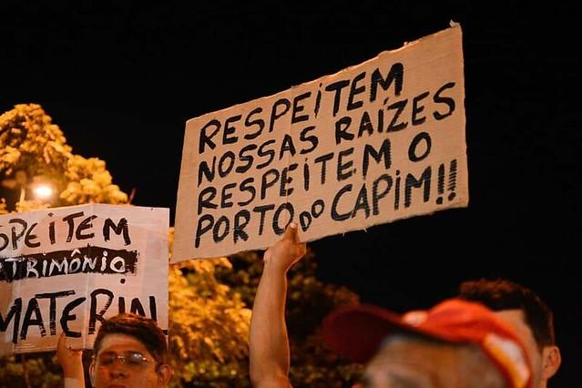 Photo of Tensão e resistência de moradores no Porto do Capim; PMJP decide derrubar casas para implantar Parque Ecológico