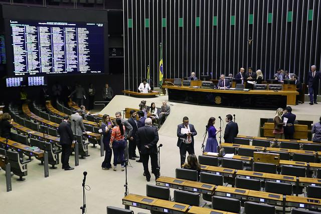 Photo of Cinco partidos vão obstruir votações até que haja medidas contra Lava Jato e Moro
