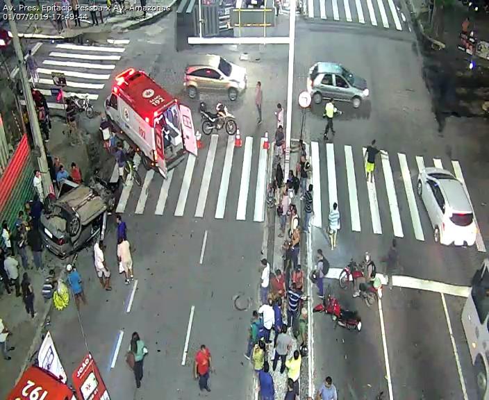 Photo of Motorista bebeu cerveja antes de causar acidente na Epitácio Pessoa, diz Polícia Civil