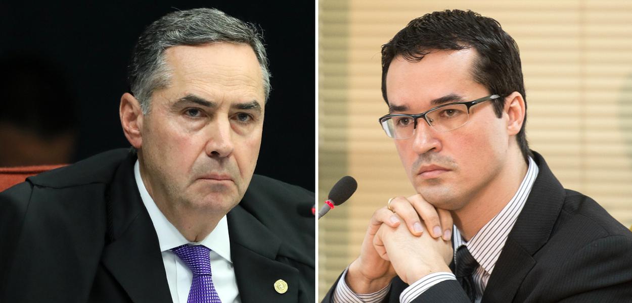 Photo of Vaza Jato revela que Barroso comportava-se como chefe de Dallagnol