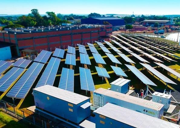 Photo of Projeto de energia solar da UFPB recebe menção honrosa em prêmio na Inglaterra