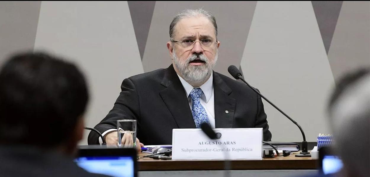 Photo of Senado aprova Augusto Aras para procurador-geral da República