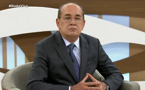 """Photo of """"Vocês assumiram o lavajatismo militante"""", diz Gilmar Mendes a jornalistas no Roda Viva"""