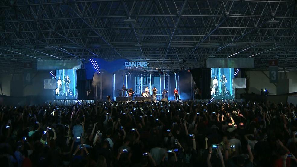 Photo of Campus Festival começa nesta quarta-feira, no Espaço Cultural