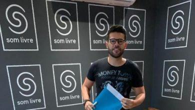 Photo of Cantor paraibano Ranniery Gomes assina com a gravadora Som Livre