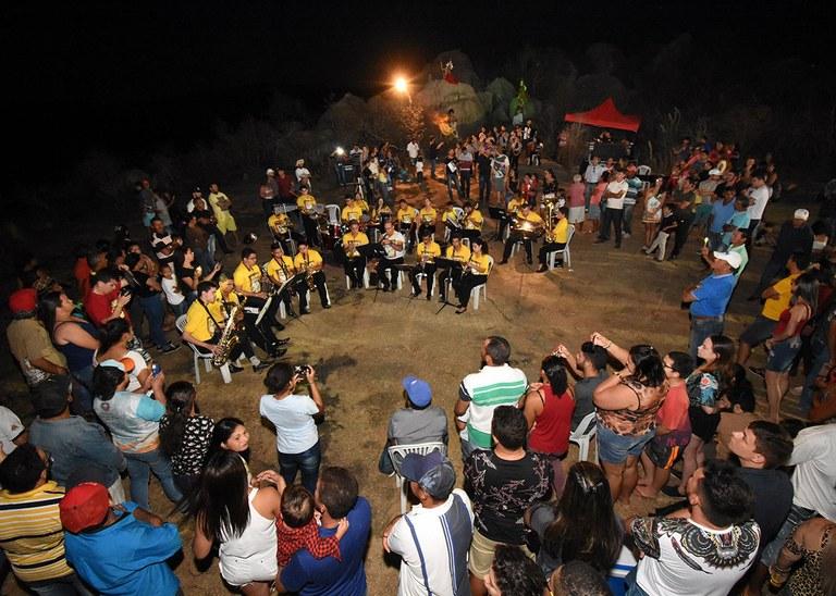 Photo of Música e cultura afro-brasileira marcam o Circuito Som nas Pedras no Congo