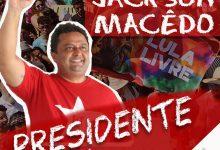 Photo of Jackson Macêdo é reeleito presidente estadual do PT da Paraíba